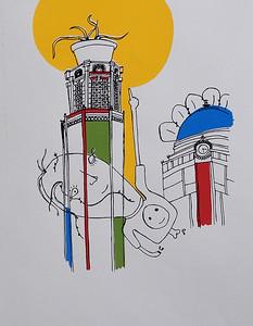 Drawing - Elizabeth Rennie