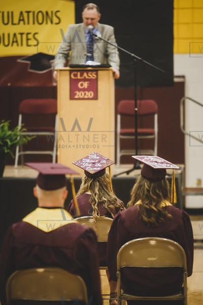 Menno High School 2020 Commencement