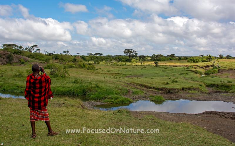 Masai Guide Scanning