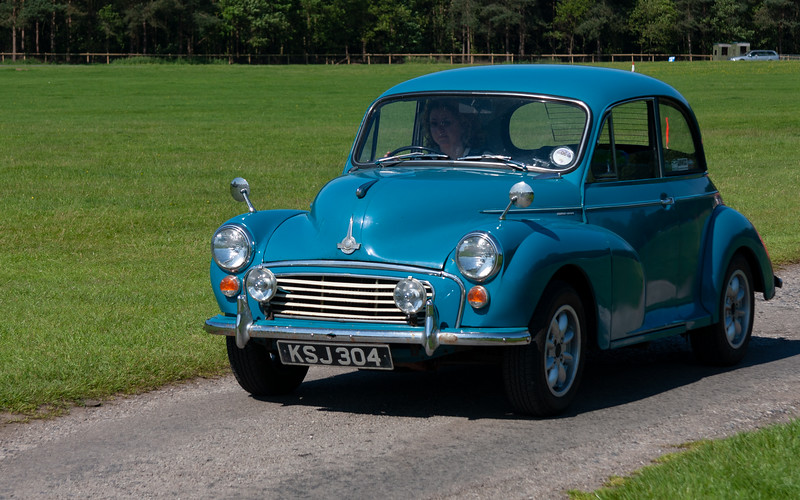 Morris Minor KSJ 304