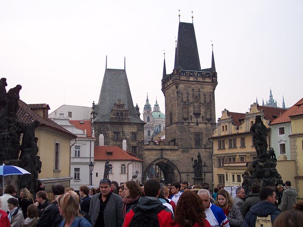 2005.04 Our Trip to Prague