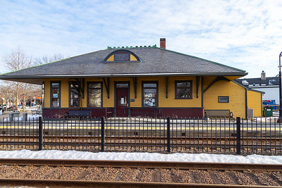 Fitchburg Line