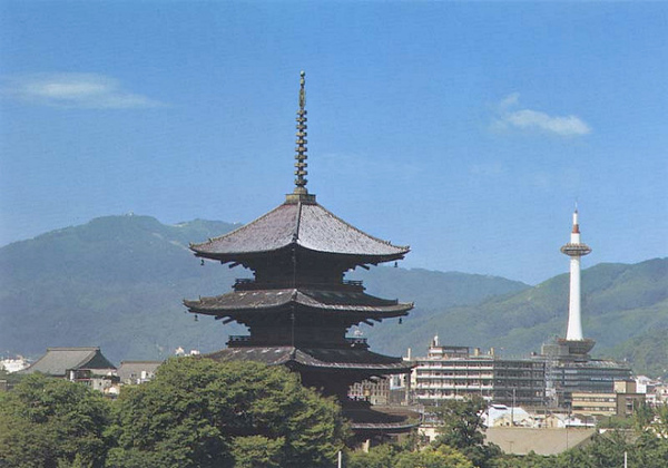 To-ji Temple, Kyoto  / UNESCO WHC