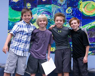 4th Grade Promotion 2011-2012