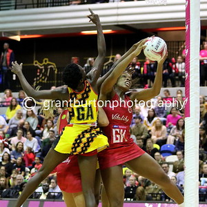 Vitality Netball International Series