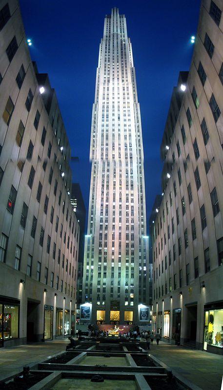New York City, Fantastic