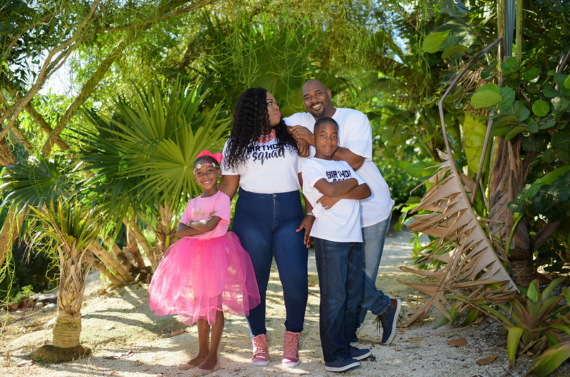 Carla Turner Family Photos