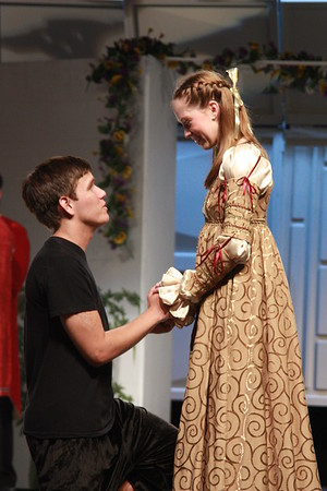 Much Ado - Cast and Dress Rehersal