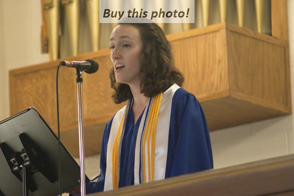 BBE Baccalaureate service 05-21