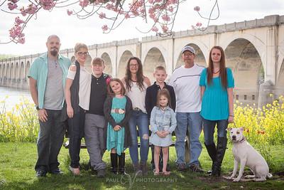 Bowers Family Portraits