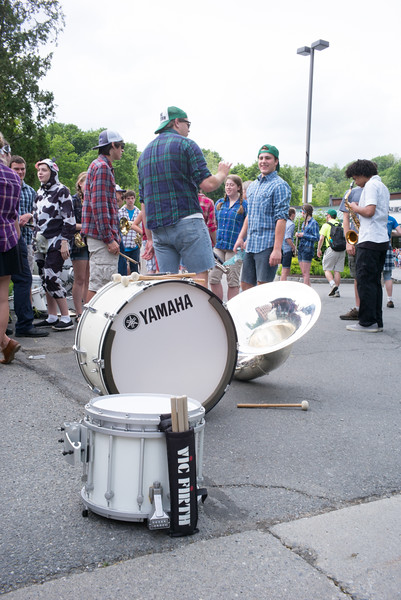 Strolling of the Heifers Parade, 2105-060615
