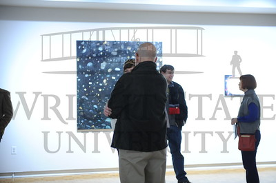 12919 Above and Beyond Gallery Talk Reception 1-19-14
