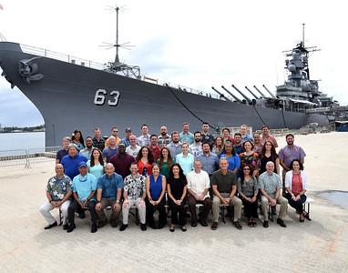 NCIS at USS Missouri