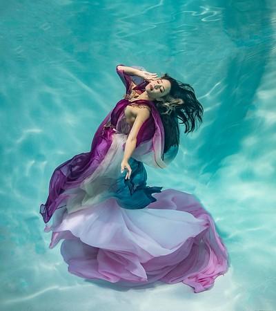New Underwater Model Photos 2021