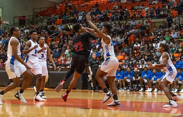Varsity vs. Trinity Regional Playoff 02-26-19