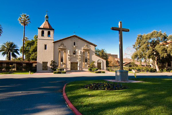 Mission Santa Clara 12.27.08