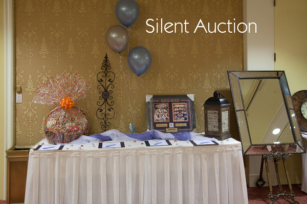 AGC Silent Auction, Leadership Installation Banquet