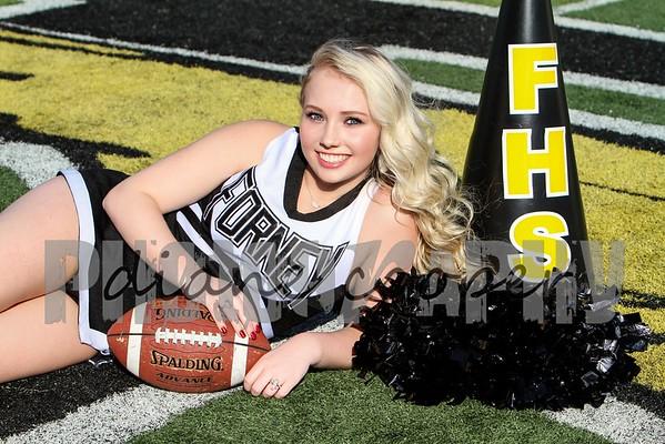Maddie Senior Cheer