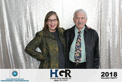 2018 Harris Guidi Rosner Holiday Party