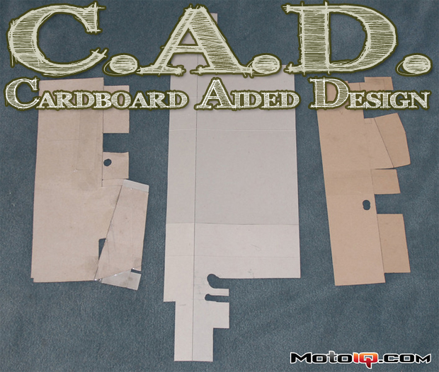 Wrench Tips #31: Cardboard Aided Design
