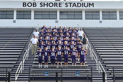 CMS 8th Grade Football 2020-2021