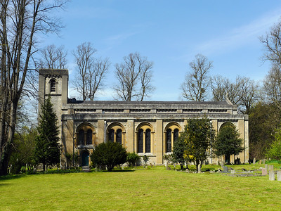 St Clement, Church of England, Marston Road, St Clements, Oxford, OX4 1BG