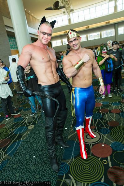 Salt Lake Comic Con 2013 - Saturday