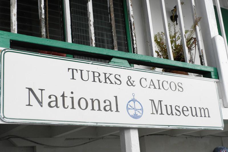 Turks & Caicos National Museum - Cockburn Town, Grand Turk