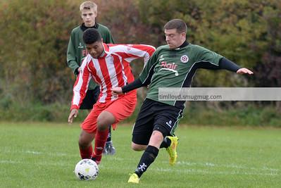 Romulus FC 2 v 2 Sutton United FC