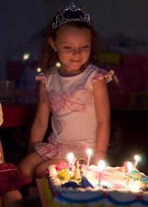 Avery's Fifth Birthday Party