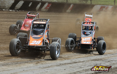 Eldora Lets Race Two Saturday Double Event, May 8th, 2021