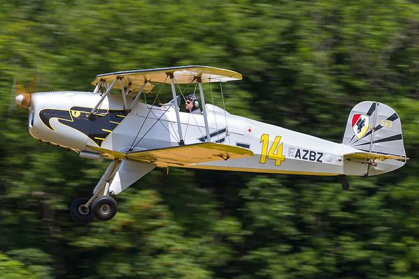F-AZBZ - CASA 1-131E Jungmann