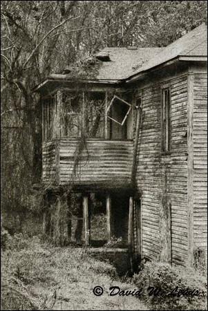 Mine Manger's House, Thayer, WV. 2011