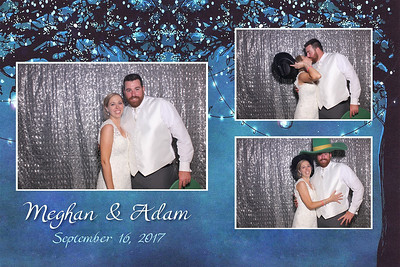 Meghan and Adam's Wedding