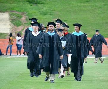 NHS Graduation 2018