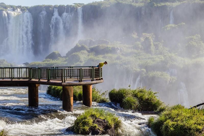 trip to Brazil itinerary - Iguzu Falls