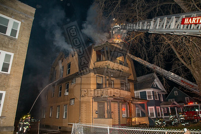 Hartford, Ct 2nd alarm 11/30/19