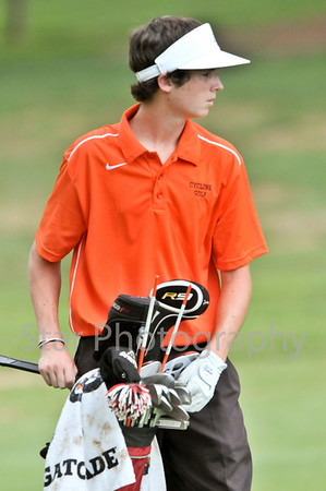 High School Golf 8-11-2010