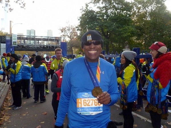 2014 Tcs new york city marathon