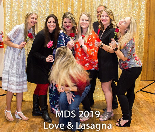 MDS 2019 Love and Lasagna