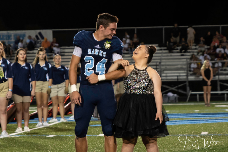9-14-18 HVA vs Morristown West - Homecoming