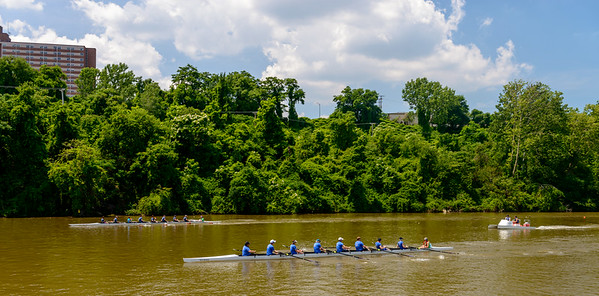 Western Reserve Rowing Association Races