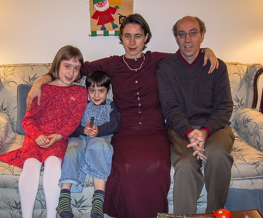 Holidays, December 2001