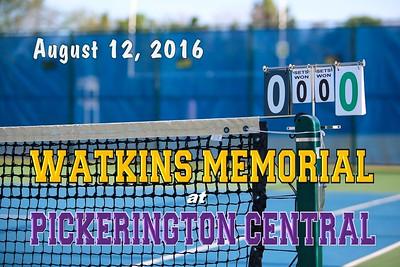 2016 Watkins Memorial at Pickerington Central (08-12-16)