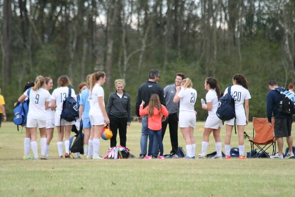 Girls' Varsity Soccer 2015-16