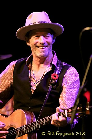 November 4, 2018 - Barney Bentall & the Cariboo Express at Festival Place