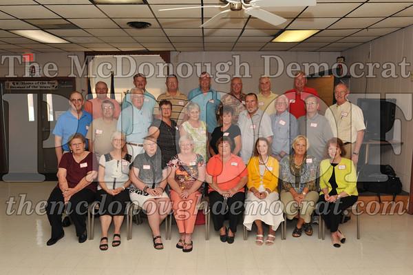 BPC Class of 1963 50th 08-24-13