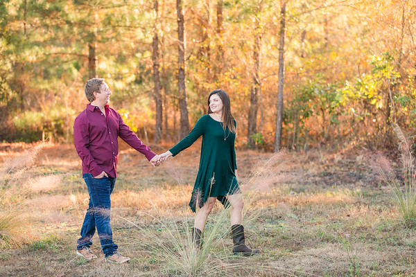 Hannah + Jordan | Engagement Session
