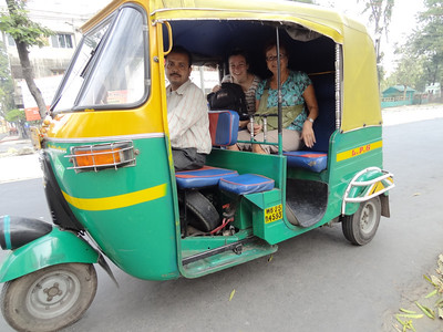 2013-02-16 - In Kolkata with Kelly