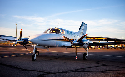 Cessna 414 Ram4